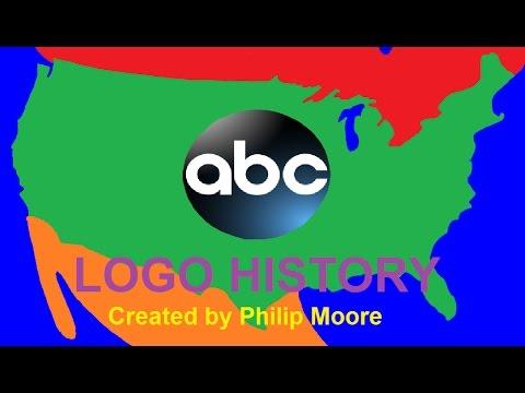 American Broadcasting Company (ABC) Logo History (1948.