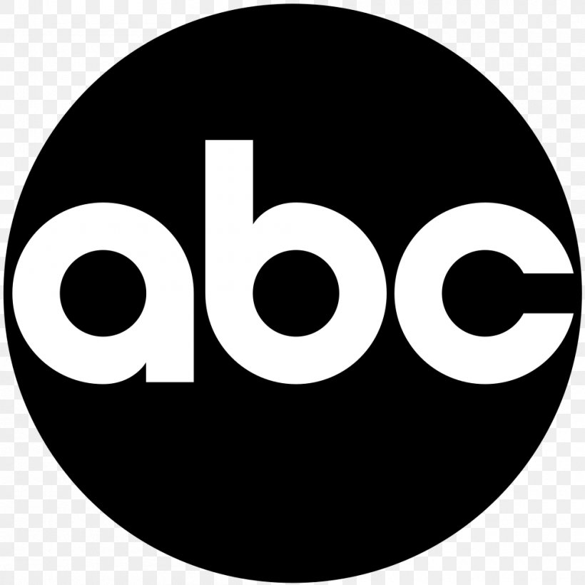 American Broadcasting Company Logo, PNG, 1000x1000px.