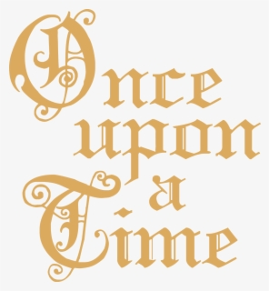 Free Once Upon A Time Clip Art with No Background.
