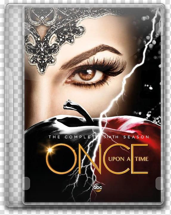 Once Upon A Time DVD Folder Icons, once upon a time season.
