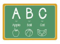 Free Alphabets.