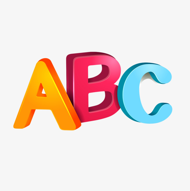 Free Abc Png & Free Abc.png Transparent Images #25765.