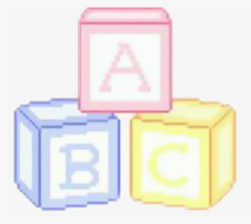 Free Abc Blocks Clip Art with No Background.