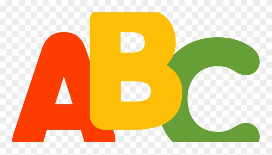 Abc Clipart Png Transparent Png (#3931893).