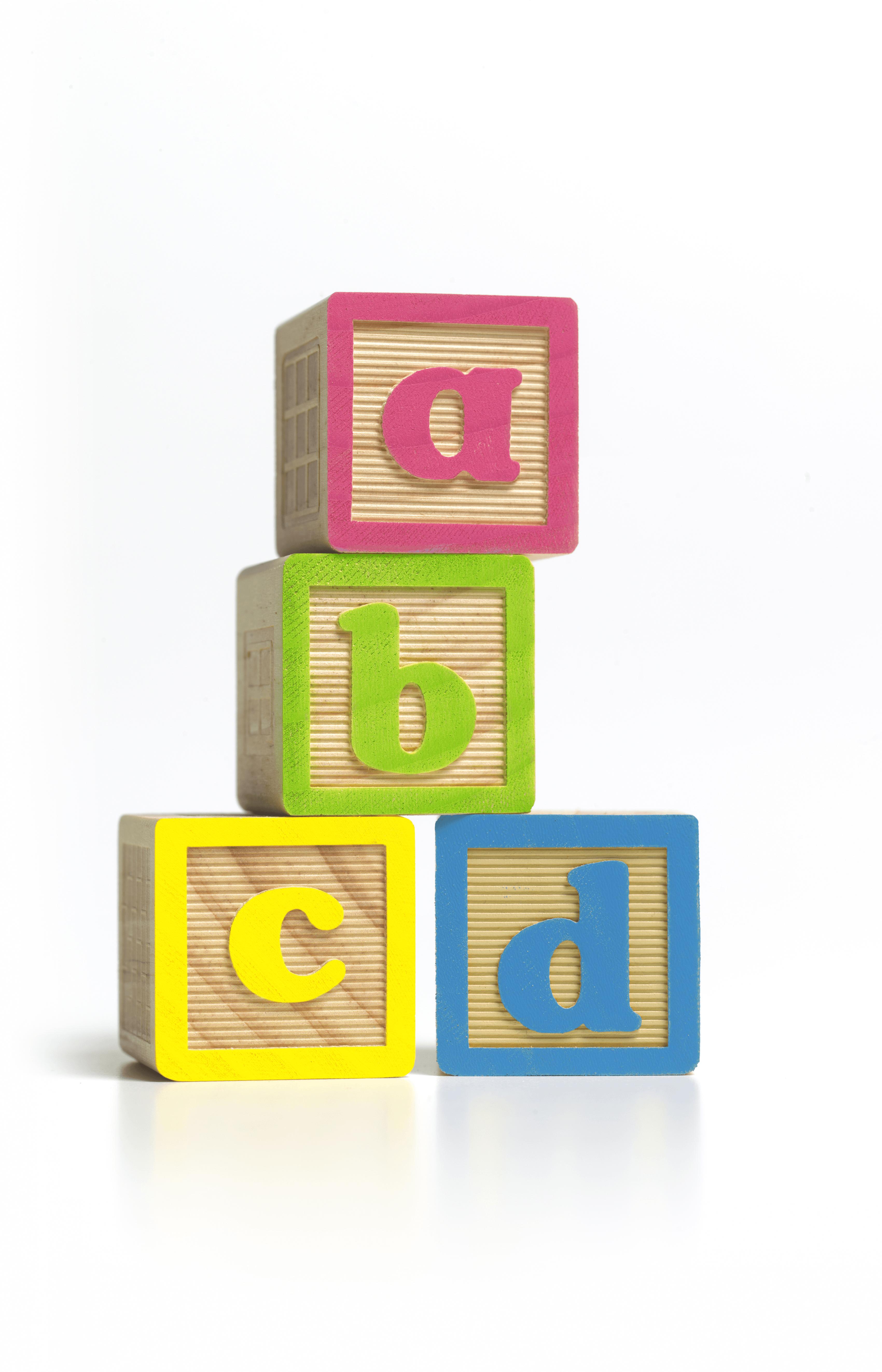 ABC Building Blocks.