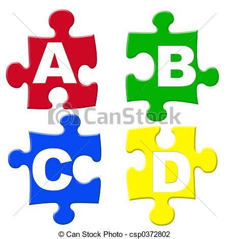 Abcd Clipart and Stock Illustrations. 979 Abcd vector EPS.