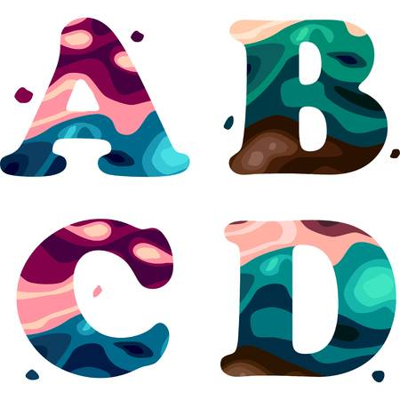 1,538 Abcd Stock Vector Illustration And Royalty Free Abcd Clipart.