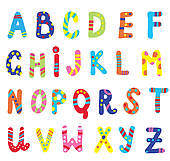 Clipart abcs 1 » Clipart Station.