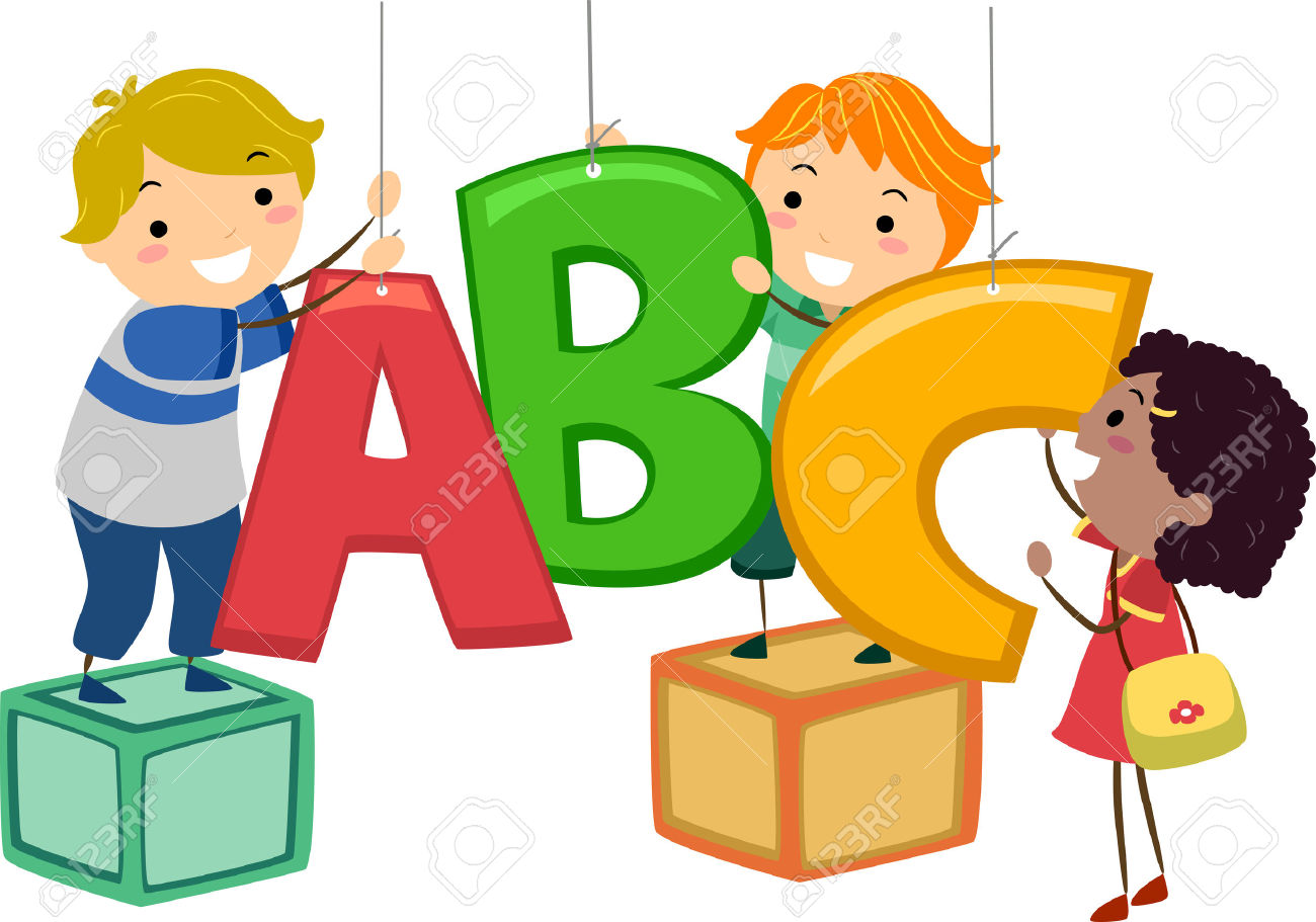 Clipart kid alphabet, Clipart kid alphabet Transparent FREE.