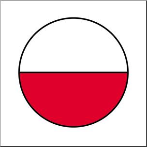 Clip Art: Circle02 Color 1/2 I abcteach.com.