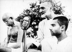 History of Pashtuns: Young Bacha khan.