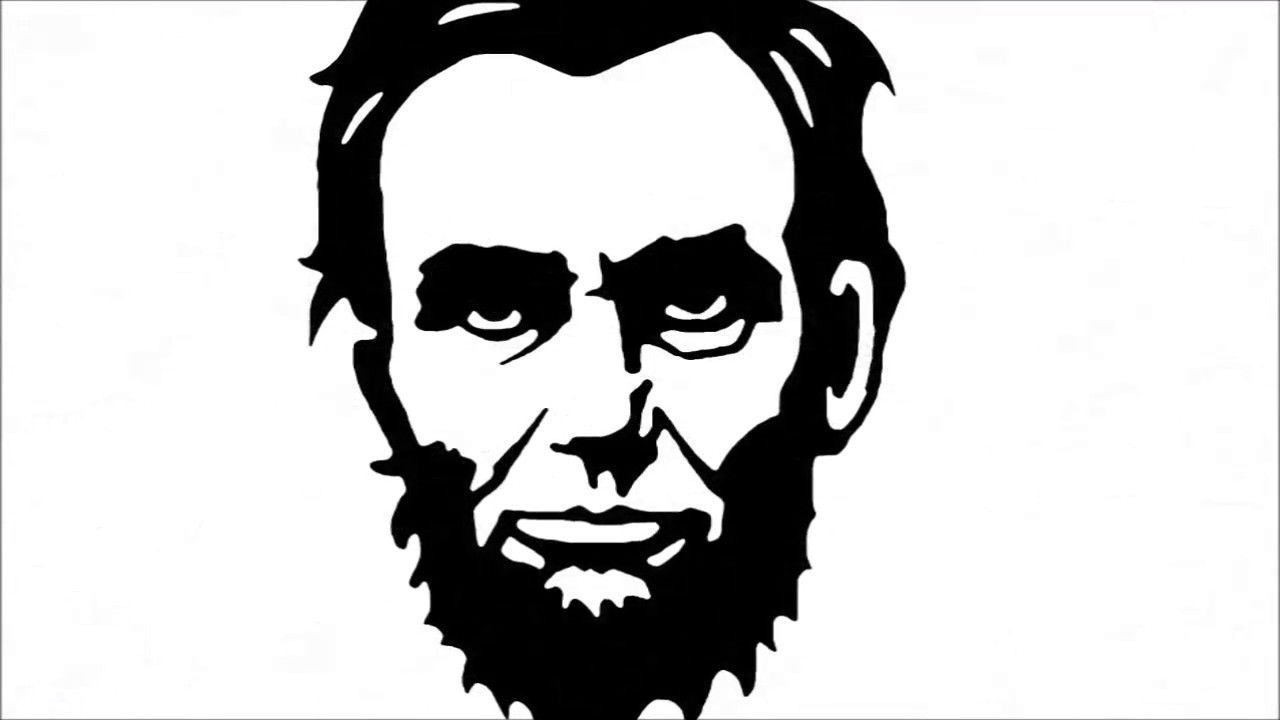 How to Draw Abraham Lincoln Step by Step.