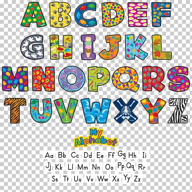 Cat Alphabet Letter Bulletin board ABeCedario escolar.