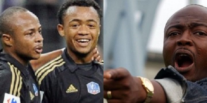 Abedi Ayew Pele to Face Sons in Upcoming Vodafone Unity Match.
