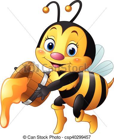 Image abeille clipart 9 » Clipart Station.