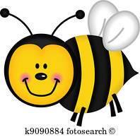 Clipart abeille 1 » Clipart Portal.