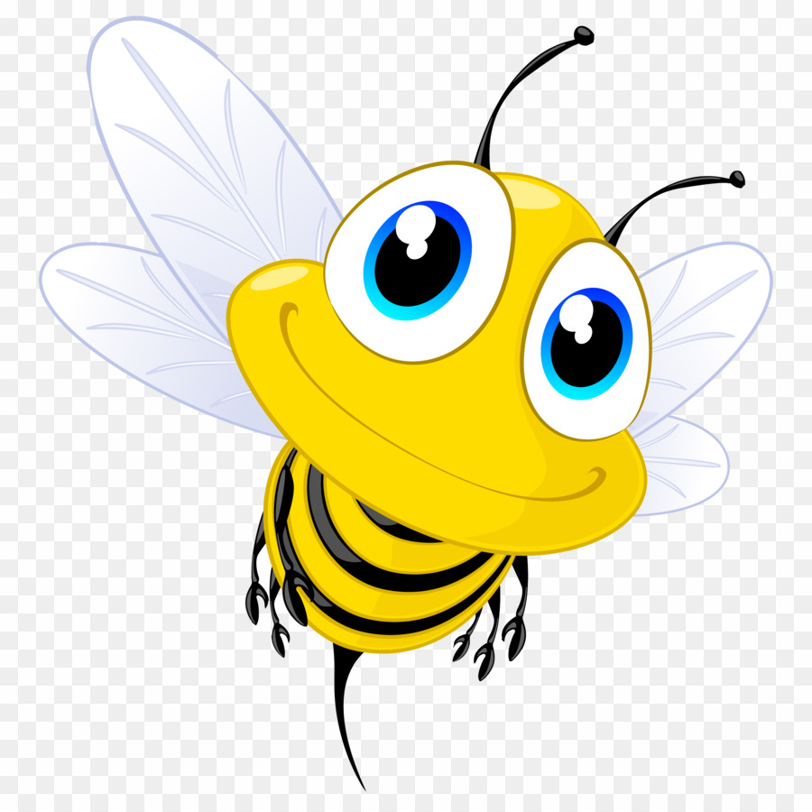 Abeille Dessin PNG Bee Hornet Clipart download.