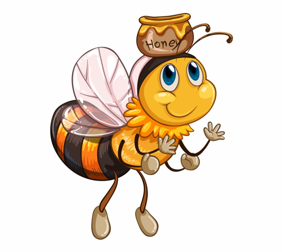 Abeilles Png Girl Honey Bee.