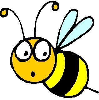 Clipart abeille 9 » Clipart Station.