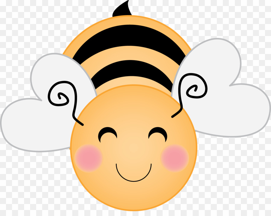 Abeja PNG Bee Clipart download.