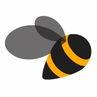 Donde hay abeja hay vida.