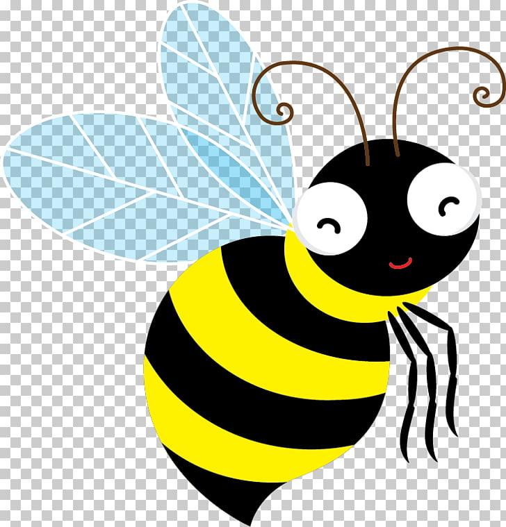 Abejorro, s de abejas animadas PNG Clipart.