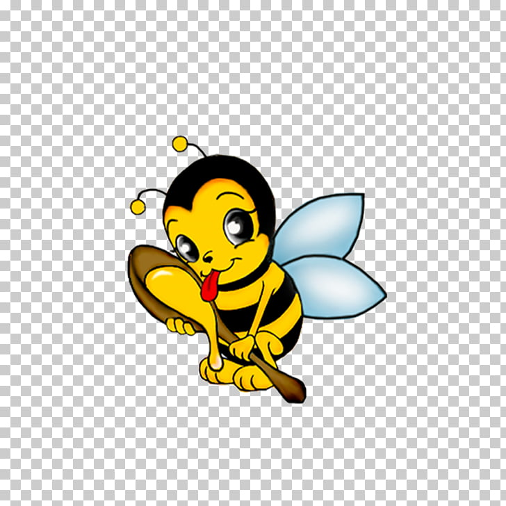 Abejorro abeja PNG Clipart.