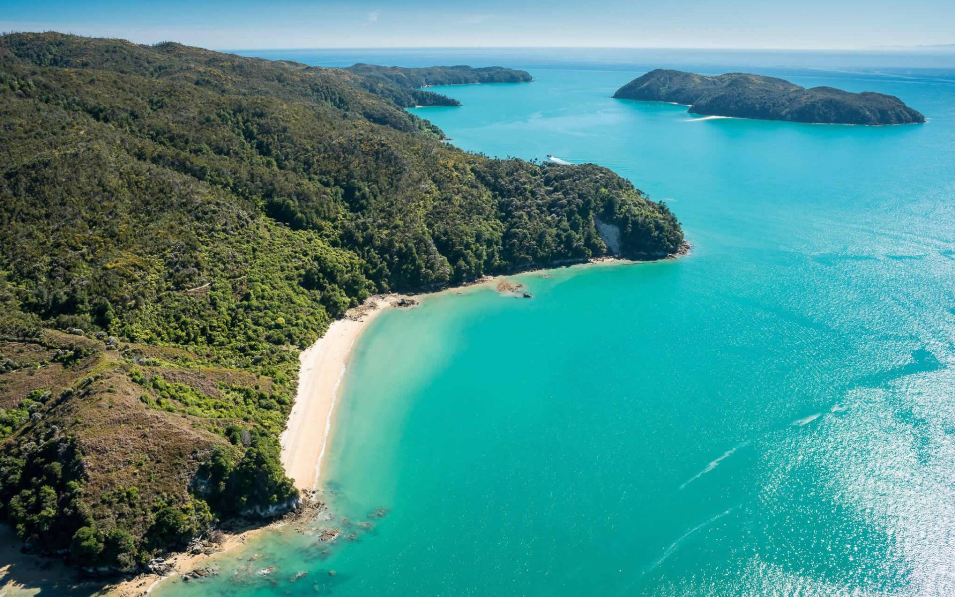 Abel Tasman National Park.