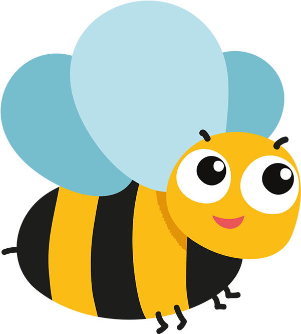 HD Clip Art Bee Kind , Free Unlimited Download #1976203.