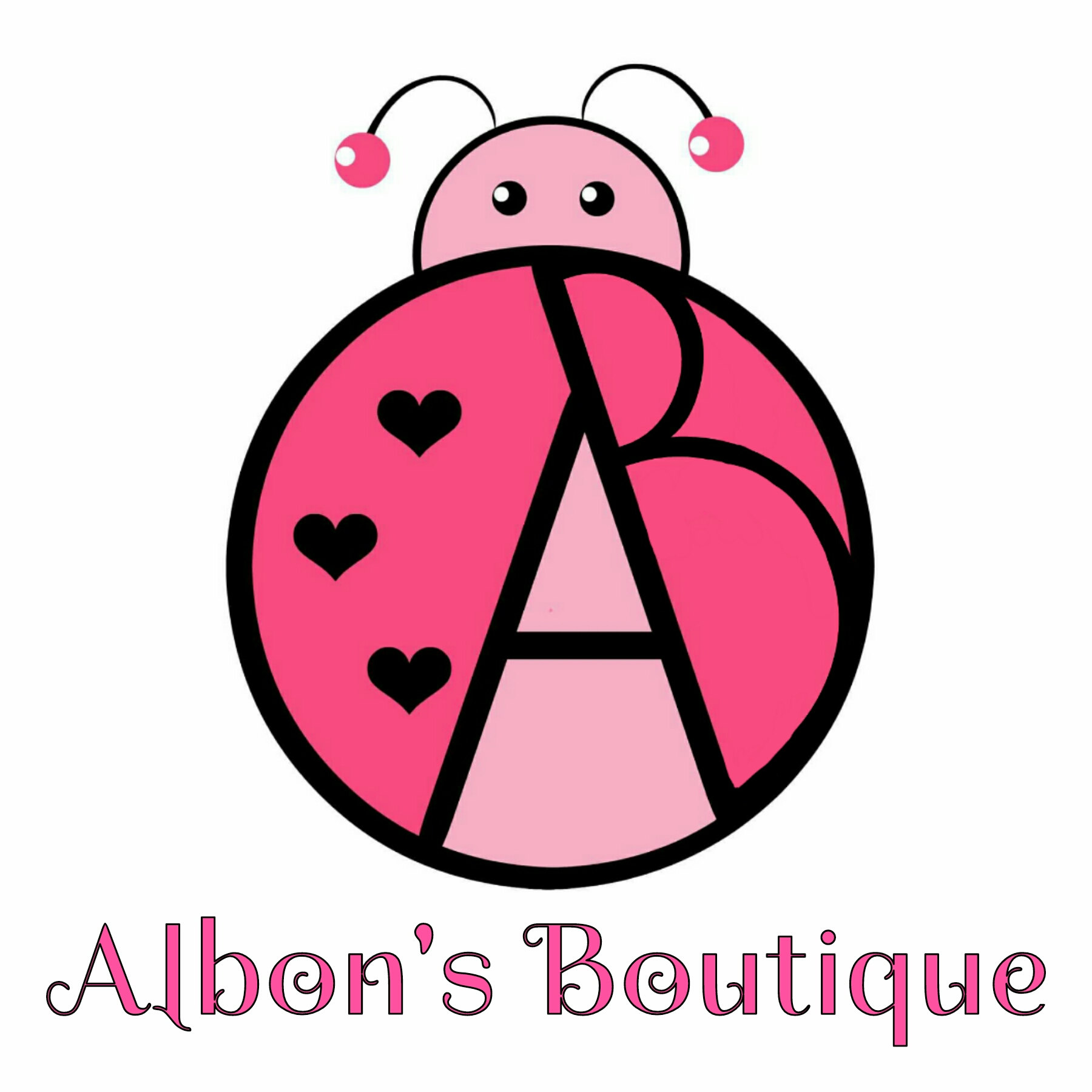 Albon's Boutique Wall Letters Name Signs and by AlbonsBoutique.
