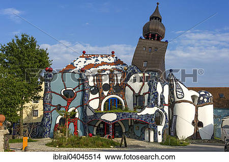 "Stock Photo of ""Kunsthaus Abensberg by Peter Pelikan, exhibition."