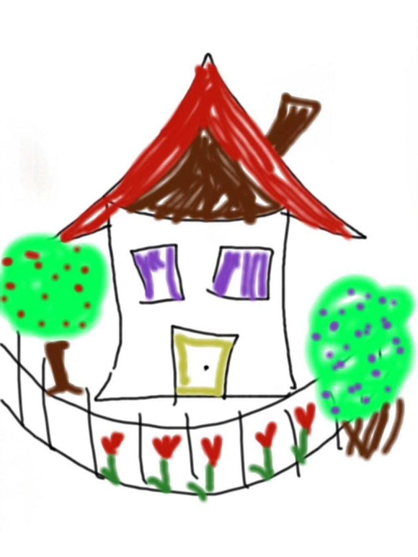 Free German Essay on My House: Mein Haus.