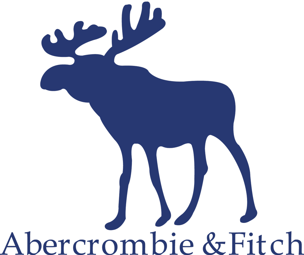 Abercrombie & Fitch Moose Logo transparent PNG.
