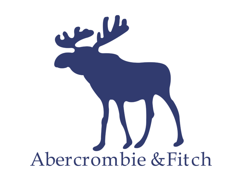 Abercrombie and Fitch Logo PNG Transparent & SVG Vector.