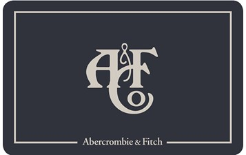 Abercrombie & Fitch at Gift Card Gallery by Giant Eagle.