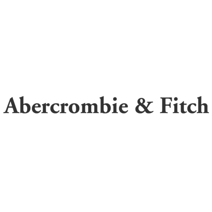 Abercrombie & Fitch Logo PNG.