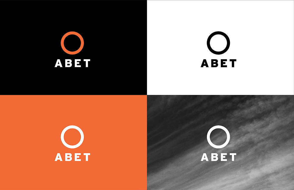 Brand New: New Logo and Identity for ABET by Ashton Design.