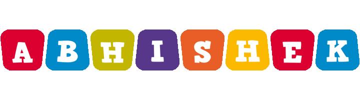 Abhishek Logo.