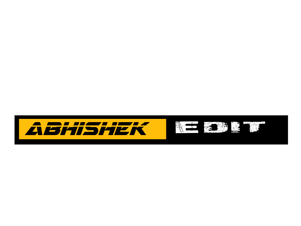 Abhishek your logo ~ PIC EDITORS ZONE.