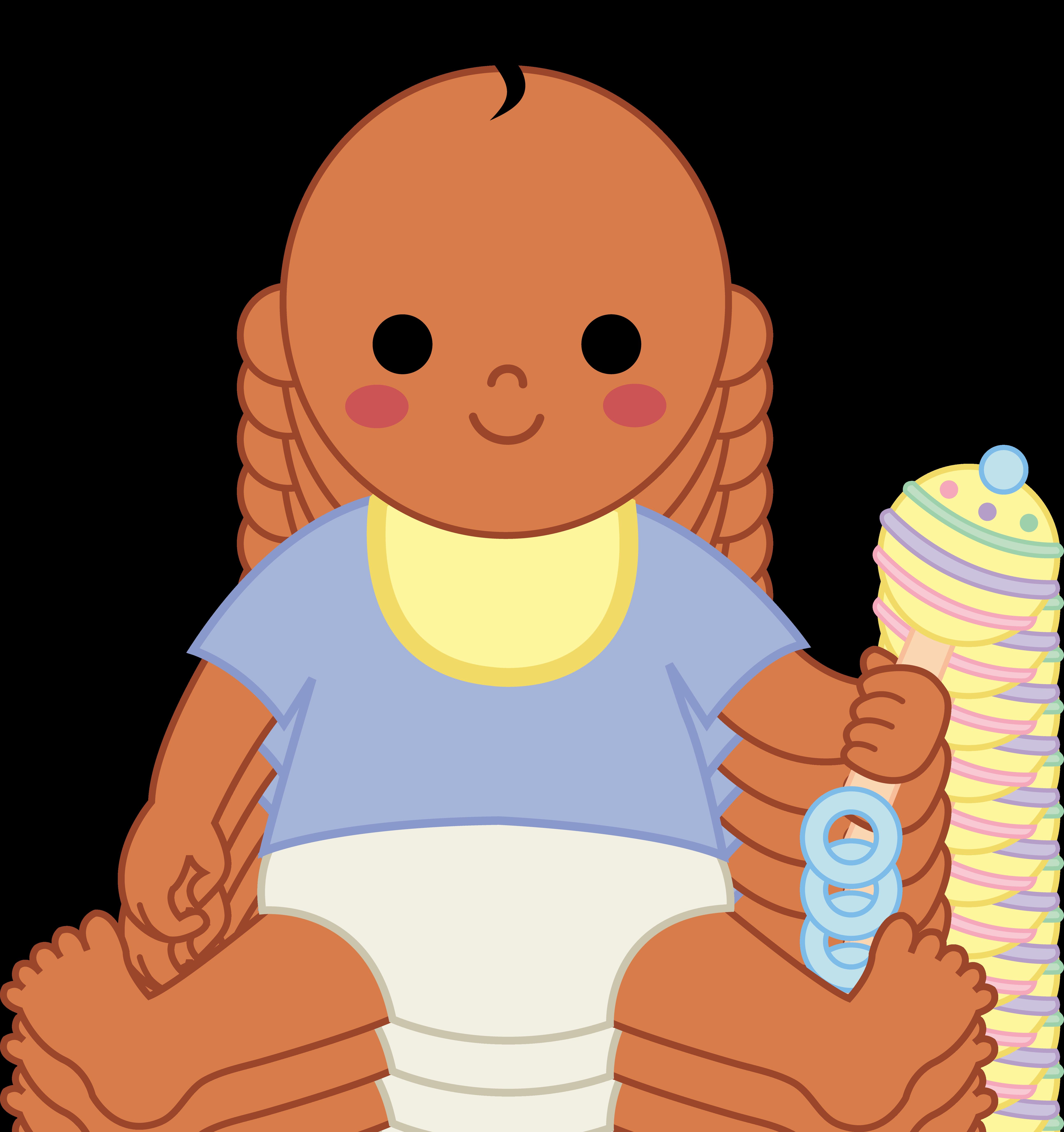 Clip art babies.