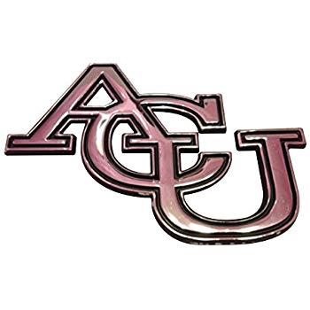 Amazon.com: Abilene Christian University ACU Metal Auto.