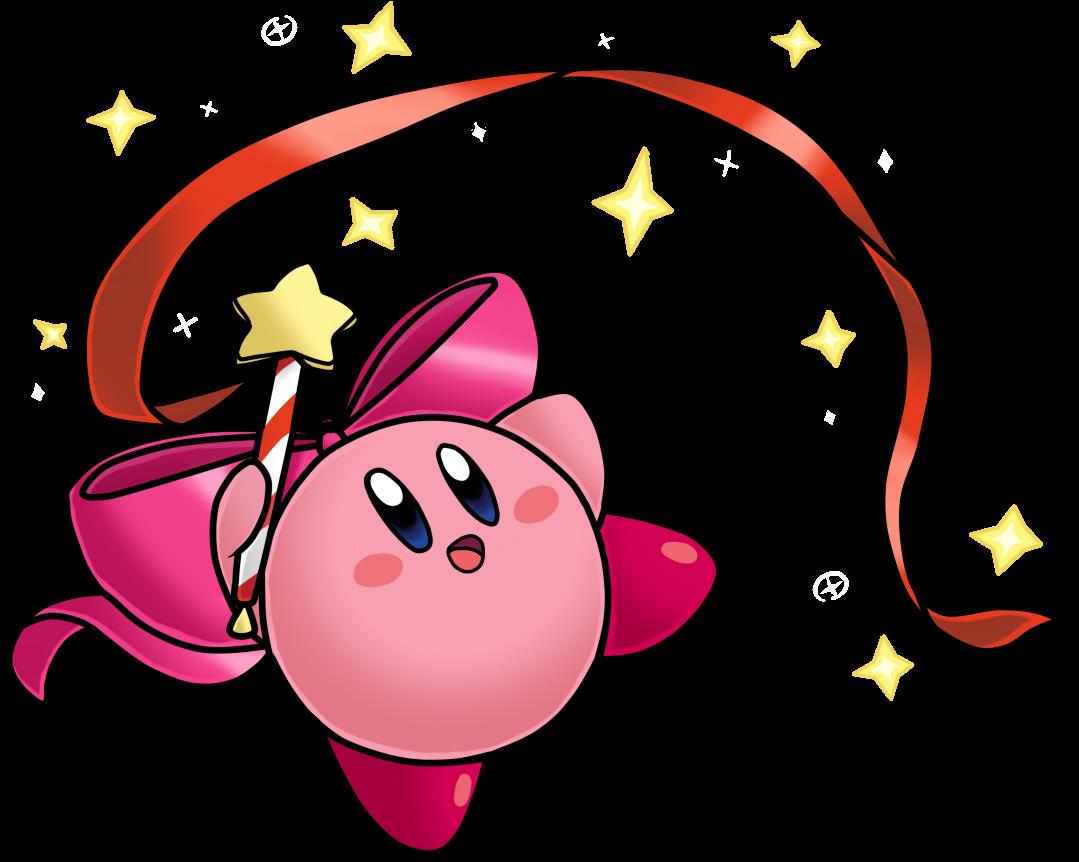 Kirby Star Rider.