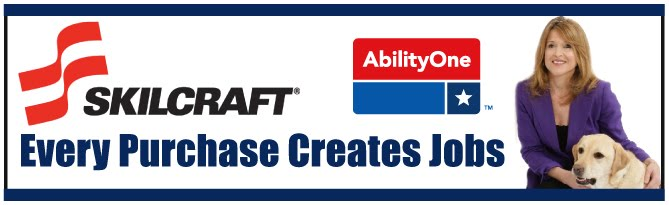 Support AbilityOne with Skilcraft Products.