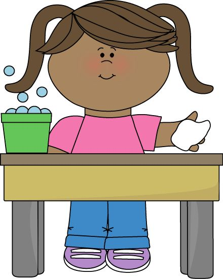 children cleaning classroom clipart #13