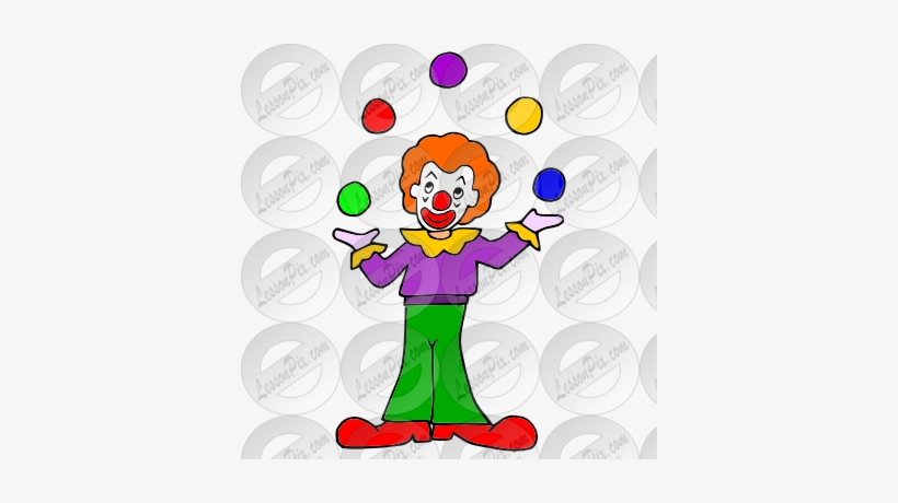 Clown Clipart Able.