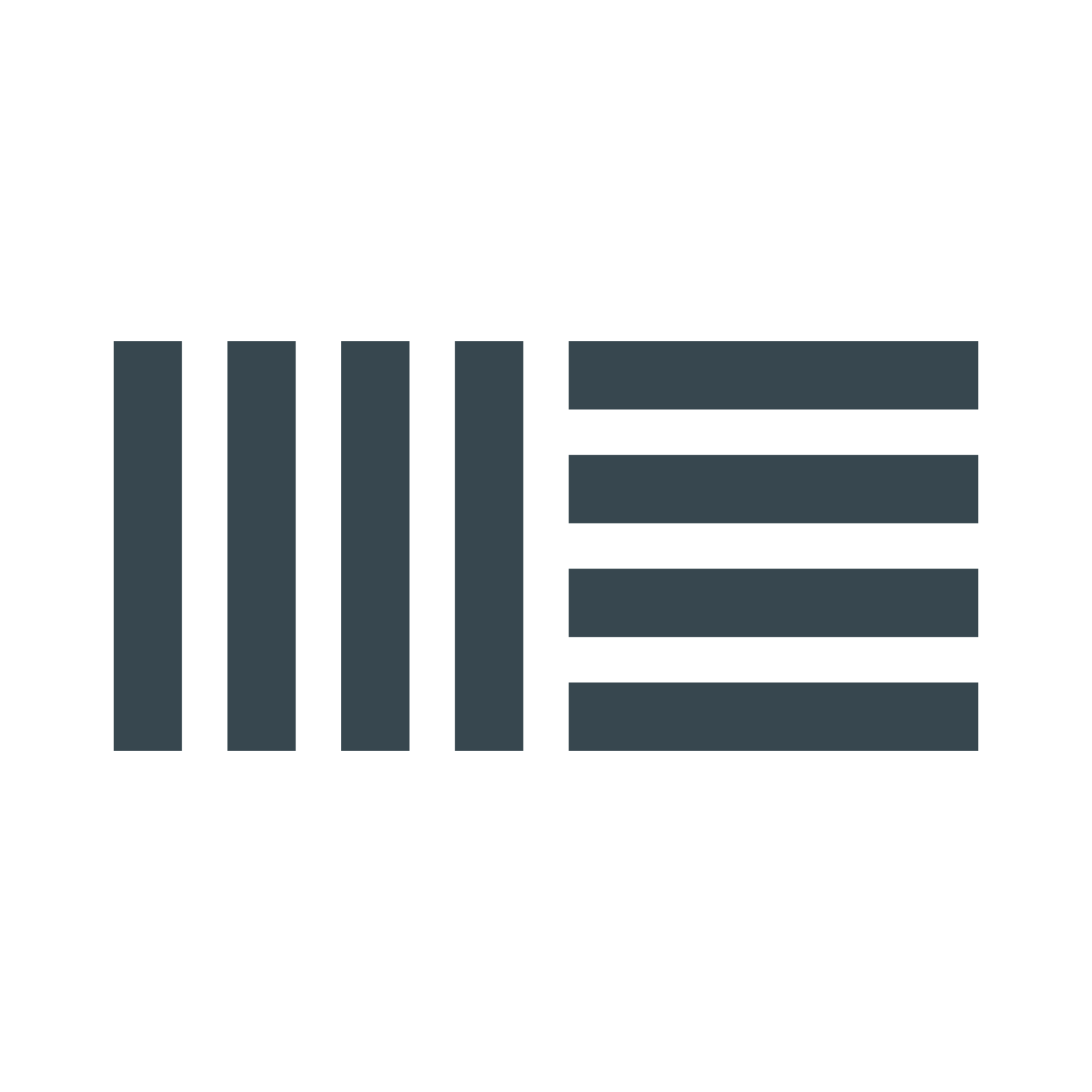 Here is the Ableton Logo. It looks like the Ableton Logo because.