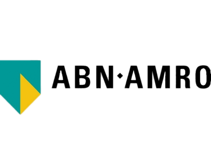 ABN AMRO Logo transparent PNG.