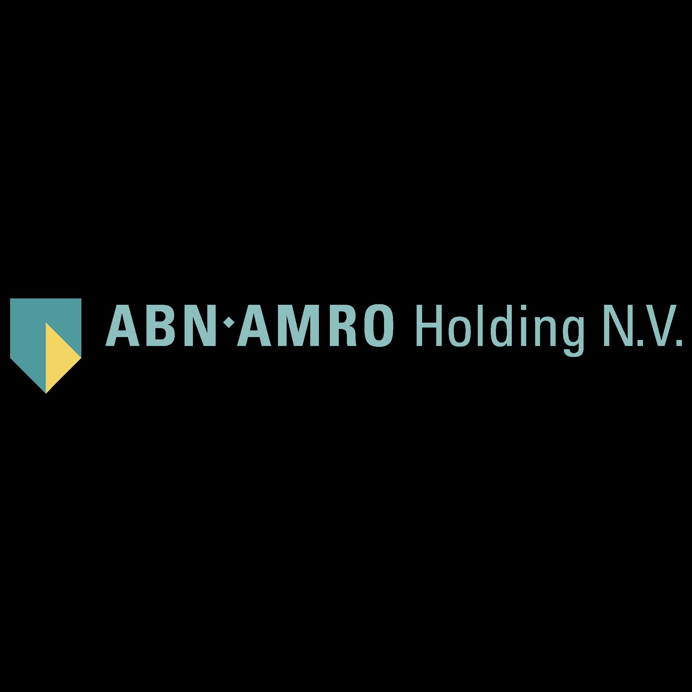ABN AMRO Holding Logo PNG Transparent & SVG Vector.