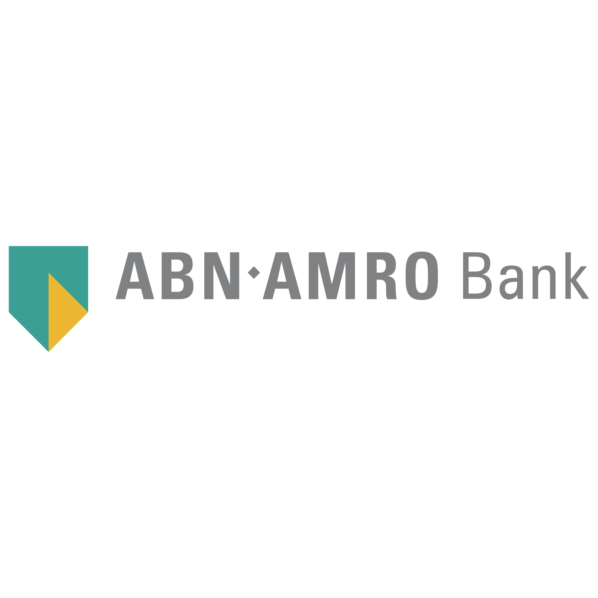 Abn Amro Bank Logo PNG Transparent & SVG Vector.