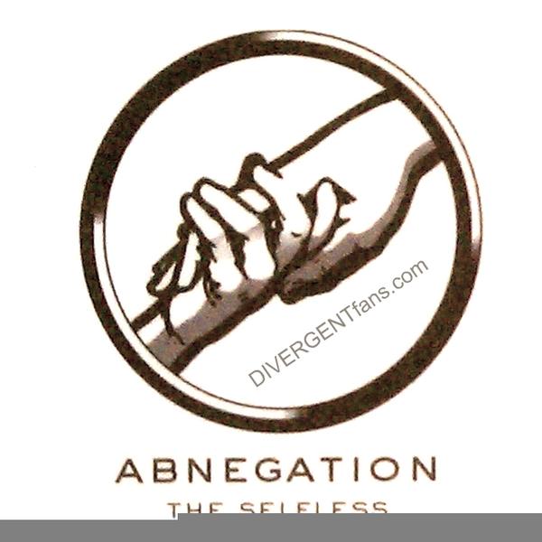 Divergent Abnegation Symbol.